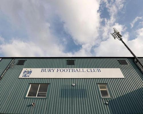 Bury FC kicked out of English football league