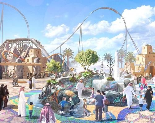 World's tallest, fastest and longest coaster planned for Six Flags' Saudi venture