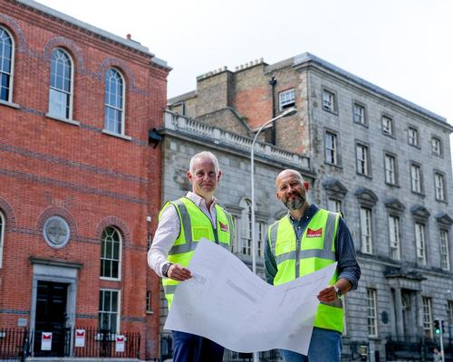 Marcon to carry out major fit-out at the Museum of Literature Ireland