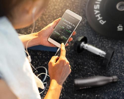 The app enables trainers to create 'inspiring and progressive' workouts using Physical Company equipment