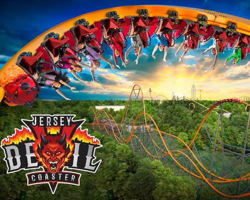 Six Flags Great Adventure announces plans for record-breaking coaster