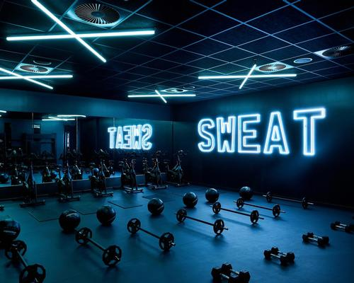 The 20,000sq ft health club has been designed to be 'the best in Europe'