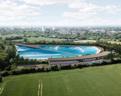 Plans revealed for £25m Birmingham surf park