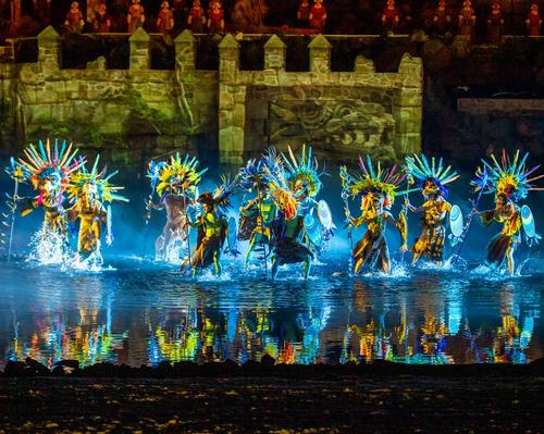 An array of special effects, sound and lighting have been honed at Puy du Fou's French theme park