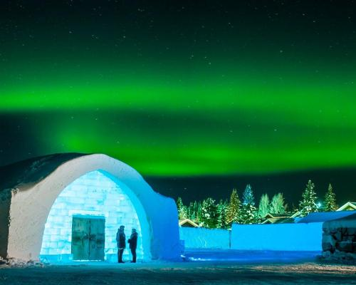 The Icehotel was founded in 1989 when Swedish entrepreneur Yngve Bergqvist launched the concept