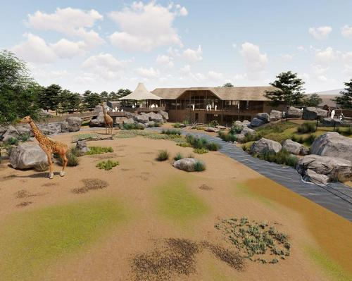 Chester Zoo gets approval for major Grasslands expansion