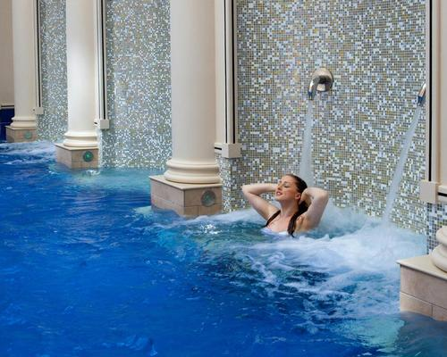 Bath, England is home to YTL Hotels' Gainsborough Bath Spa