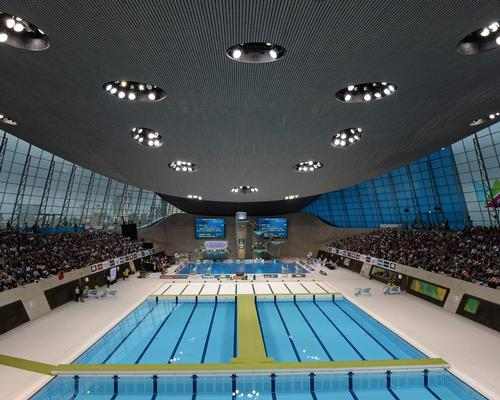 World Para Swimming championships kick off in London