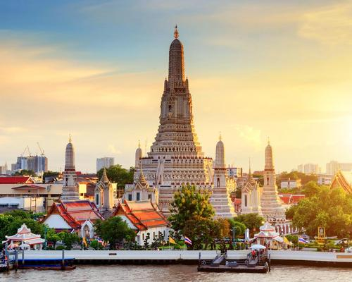 Bangkok is the world's most visited global tourist destination four the fourth straight year