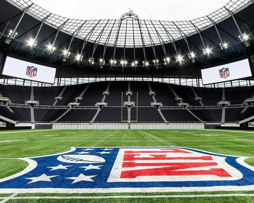 The tour will give visitors a glimpse of Tottenham's bespoke NFL facilities in its new stadium / Tottenham Hotspur