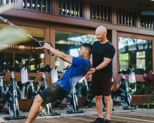 Four Seasons and Harley Pasternak create fitness video series