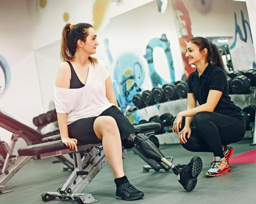 Are gyms catering for disabled people?