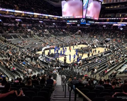 The merger will create a new company called ASM Global, which will boast an international portfolio of more than 300 venues – including the AT&T Center in St Antonio (pictured) / AT&T Center