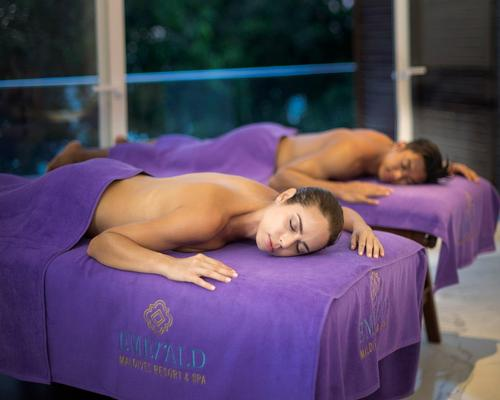 The Emerald Spa will offer Thai and Balinese treatments.