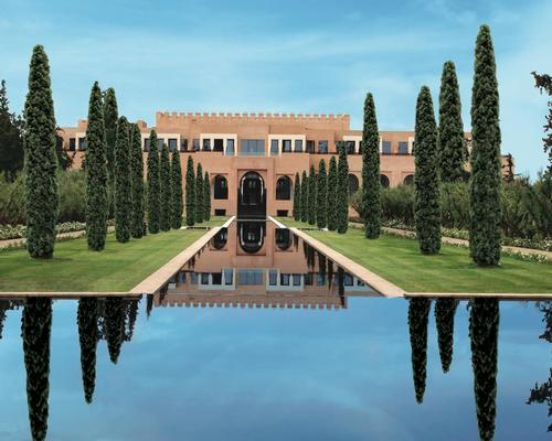 The Oberoi, Marrakech to include spa set among olive and citrus groves