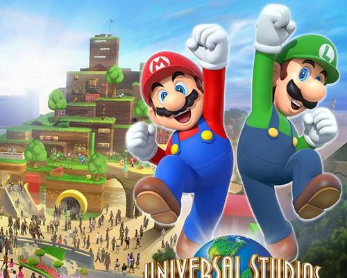 Super Nintendo World is scheduled to open before the start of the Tokyo Olympics next year