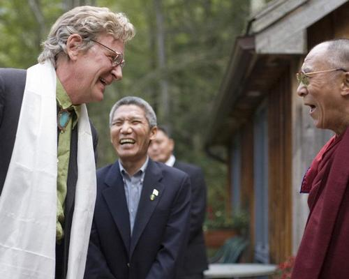 Thurman is a well-known scholar and author in the field of Tibetan studies and Tibetan Buddhism and co-founded the Tibet House to celebrate Tibetan culture at the invitation of the Dalai Lama.