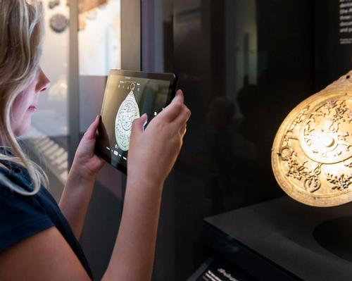 The SDDC enables young people to interact with the British Museum's collection using technology / British Museum