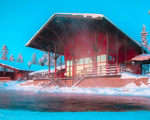 New lakeside eco spa inspired by Finnish mysticism to include five sauna experiences