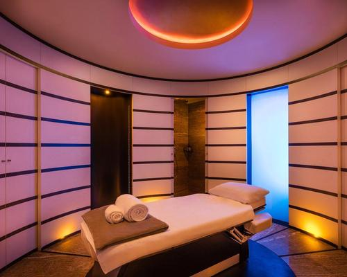 Peter Droessel has created a 24-hour wellness concept for Capella's five-star Breidenbacher Hof hotel in Düsseldorf.