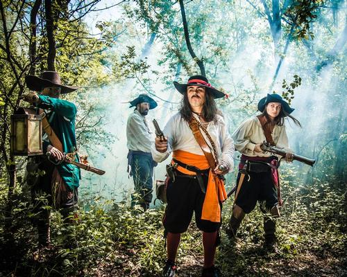 Experiential pirate experience to launch in 2020