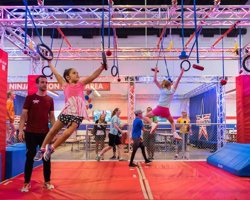 Kids gym operator Ninja Nation launches global franchise programme