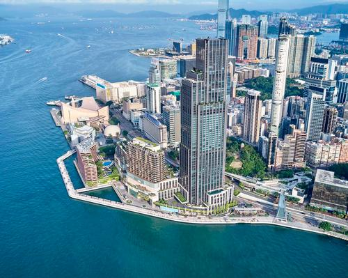 The Victoria Dockside has undergone a 10-year transformation / Francis Chen, Vacuum Workshop