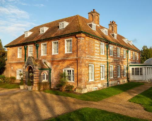 Elemis treatments will be available at 17 spas across the Almarose portfolio, including the Norton Park Hotel (pictured)