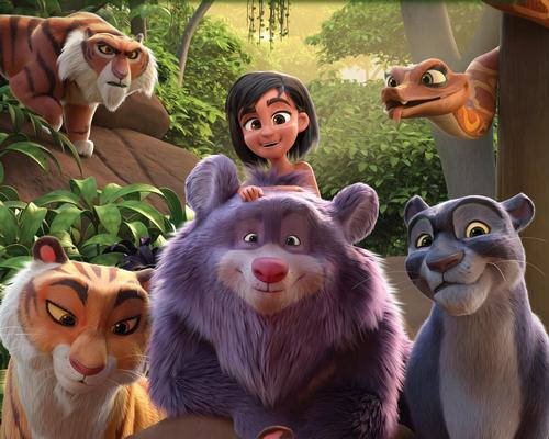 <i>Mowgli's 4D Jungle Adventure</i> is slated for a 2020 release