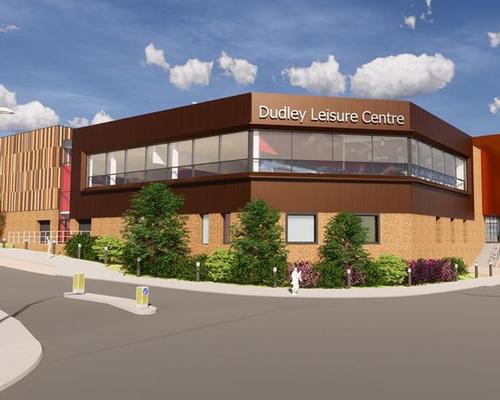 The £31.3m investment project includes a new leisure centre in Dudley