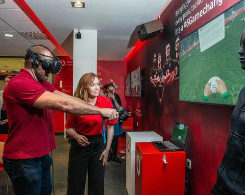 The research coincided with the opening of an innovation hub, giving sports businesses an opportunity to experience the latest technologies such as 5G, the Internet of Things (IoT) and high-speed fibre