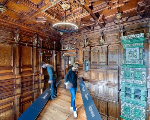 Swiss National Museum debuts exhibition in renovated west wing