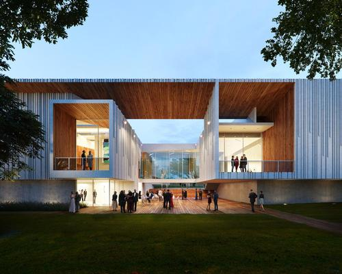 Brooks + Scarpa and KMF Architects design revealed for Mennello Museum expansion