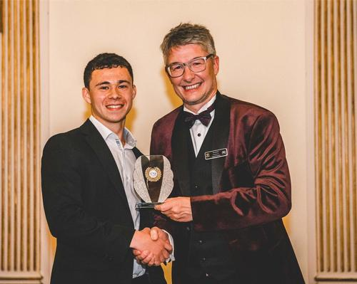 Three rising stars named winners of Future Fit Training's Legacy Award