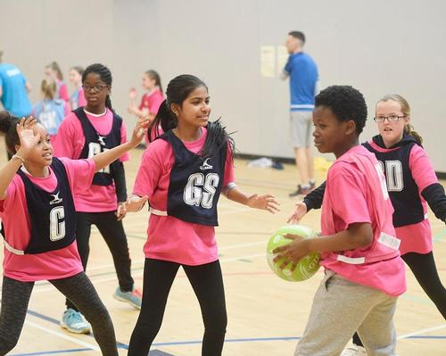 The past 12 months has seen a 2.1 per cent increase in the number of sport sessions being delivered under the Active Schools banner