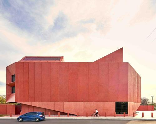David Adjaye's Ruby City art gallery has opened in Texas