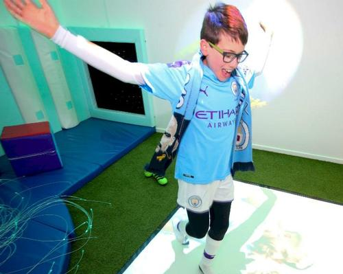 Manchester City becomes latest Premier League club to create sensory room for young fans