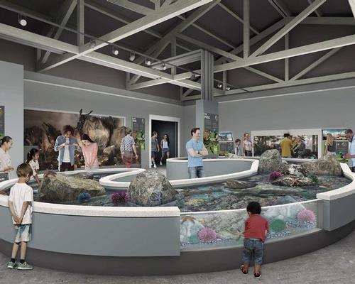 Oregon Coast Aquarium to build marine rehabilitation centre in $18m renovation