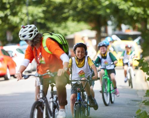 In the 12 months to April 2019, more than 400,000 children took part in Bikeability sessions
