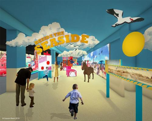 Blackpool Museum to evoke lively spirit of UK's seaside entertainment heritage