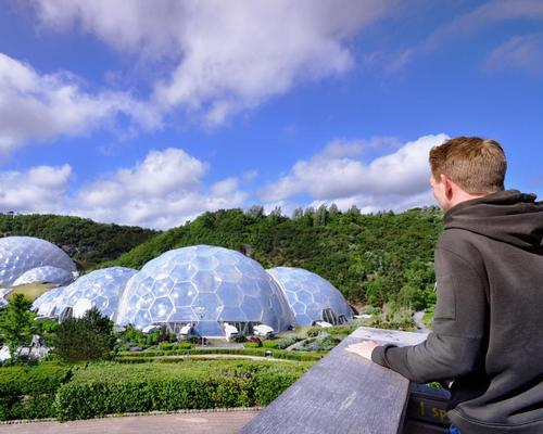 The Eden Project aims to be carbon positive by 2023 through its geothermal energy initiative