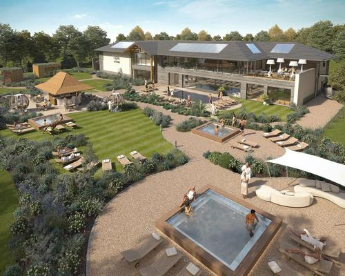 Carden Park to open a standalone luxury spa in 2020