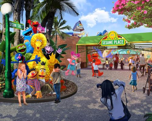 Sesame Place in San Diego is due to open in 2021