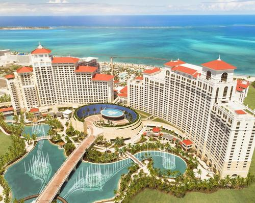 The Baha Mar resort is receiving government backing for its next phase of development