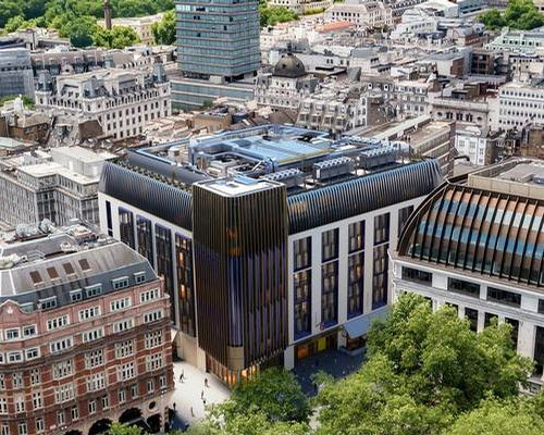 Planning requirements meant that some form public artwork needed to be incorporated into the Londoner development / Woods Bagot