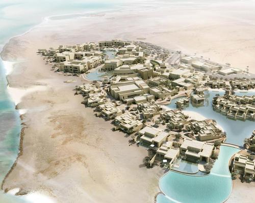 Expected in Q2 next year, the site will be a Middle Eastern wellness destination.