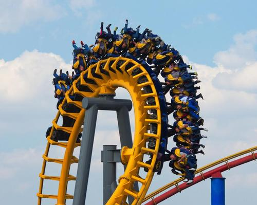 Theme park operator Six Flags has released results for the first three quarters of 2019