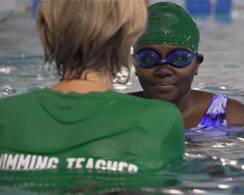 14.2 million adults – 31 per cent of those aged 16 or more – cannot swim one length of a 25m pool