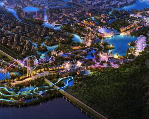 China and Saudi Arabia projects subject to potential further delays, says Six Flags boss
