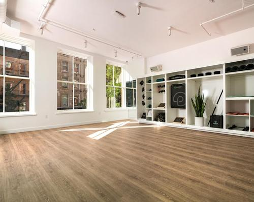 A private studio provides a space for instructors to work one-on-one with individuals / P.volve